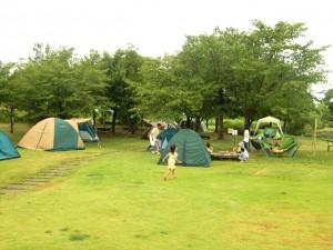 テント風景1