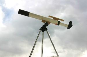 天体望遠鏡1