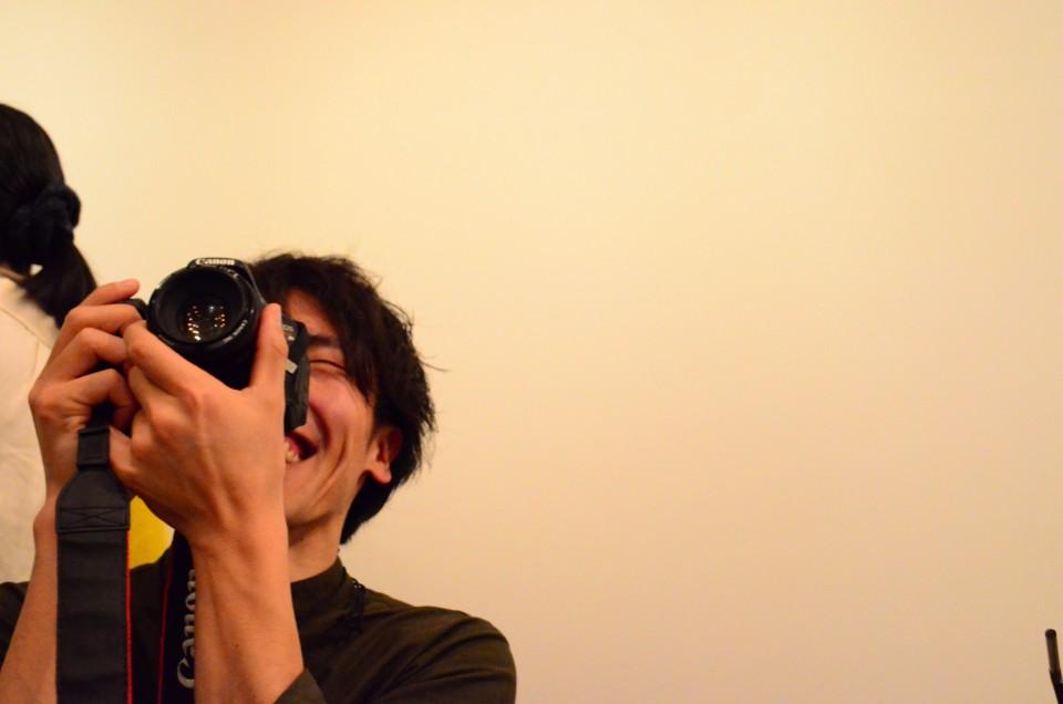 カメラ部10